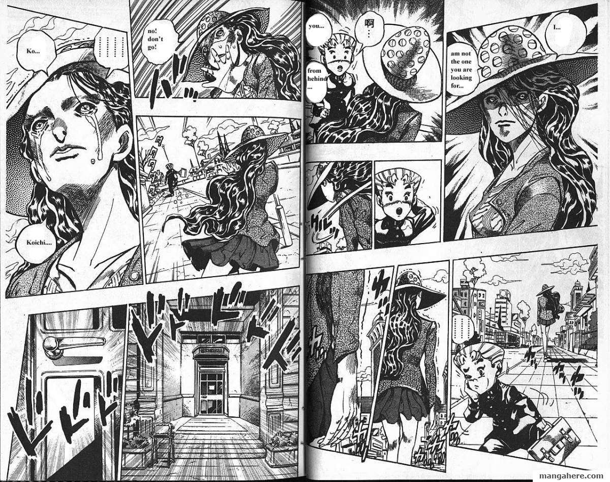 JoJo's Bizarre Adventure Part 4: Diamond is Unbreakable 10 Page 18