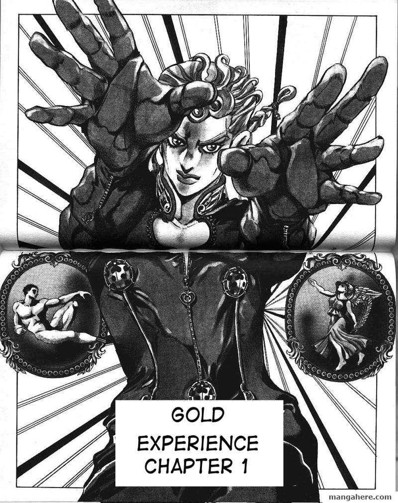 JoJo's Bizarre Adventure Part 5: Vento Aureo 1 Page 2