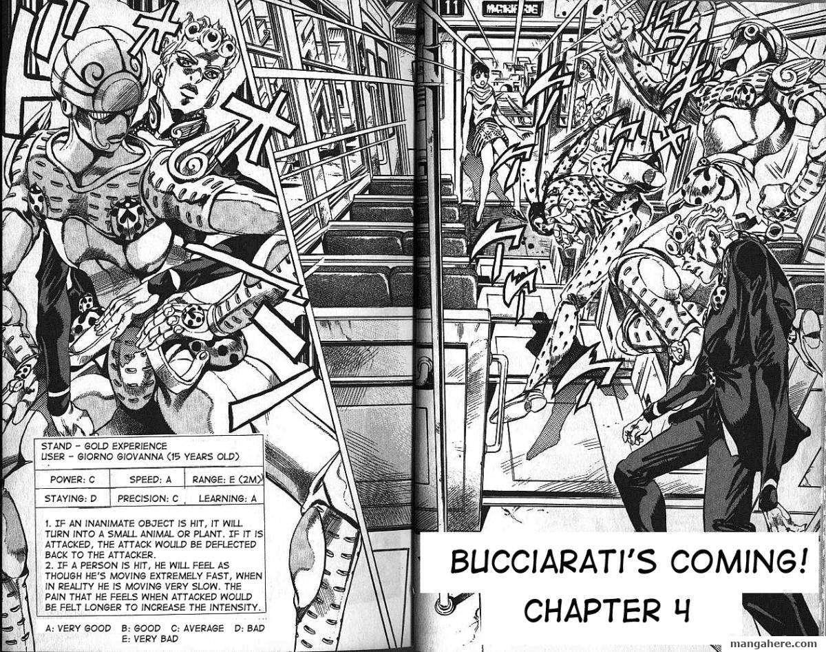 JoJo's Bizarre Adventure Part 5: Vento Aureo 2 Page 2