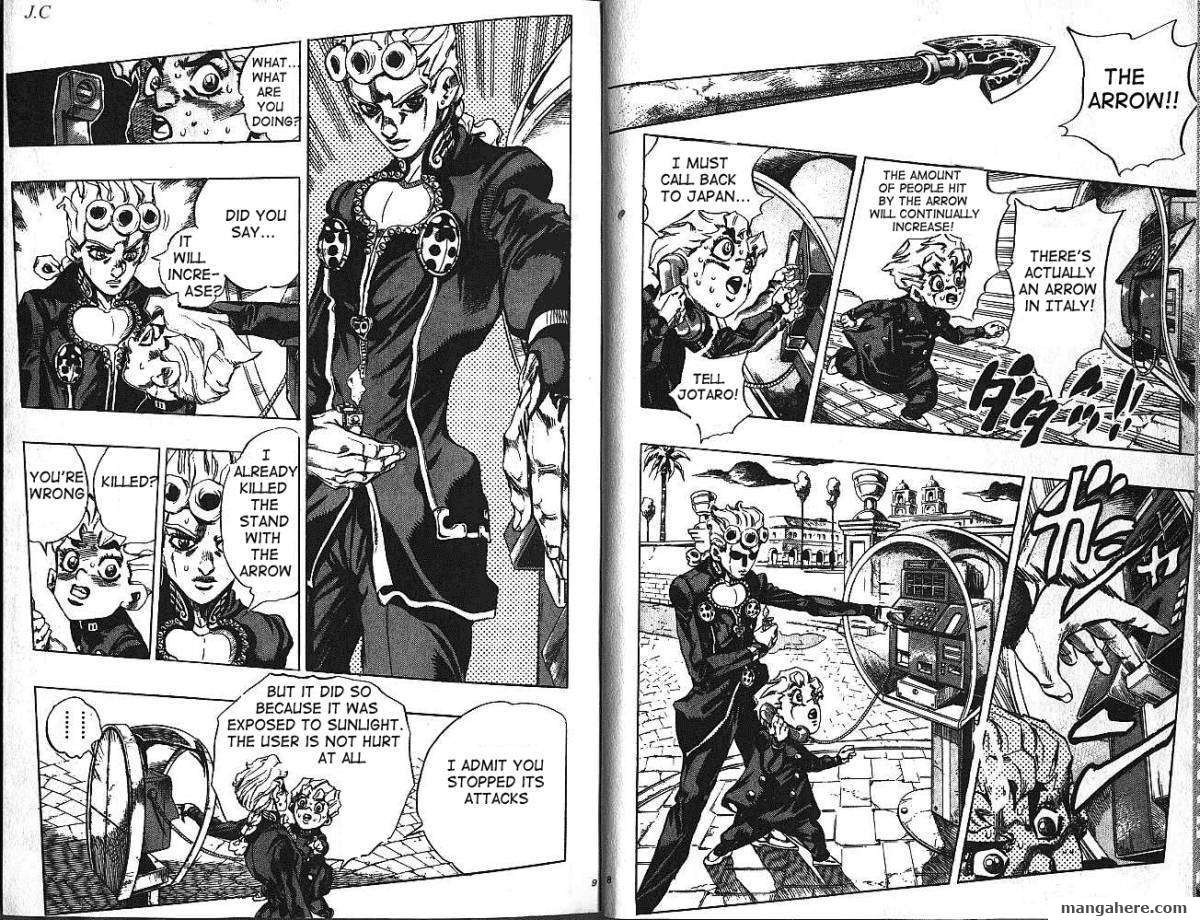 JoJo's Bizarre Adventure Part 5: Vento Aureo 3 Page 2