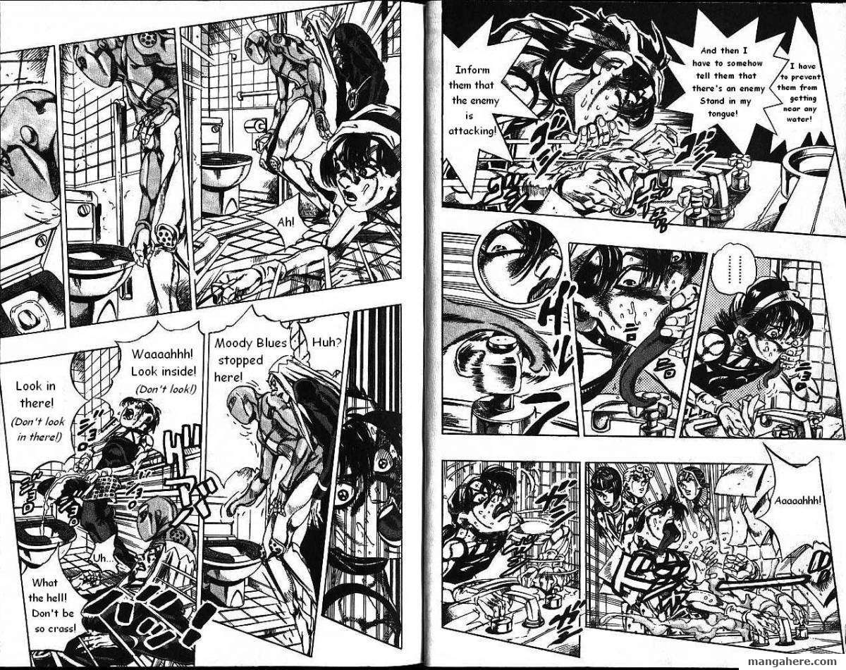 JoJo's Bizarre Adventure Part 5: Vento Aureo 11 Page 3