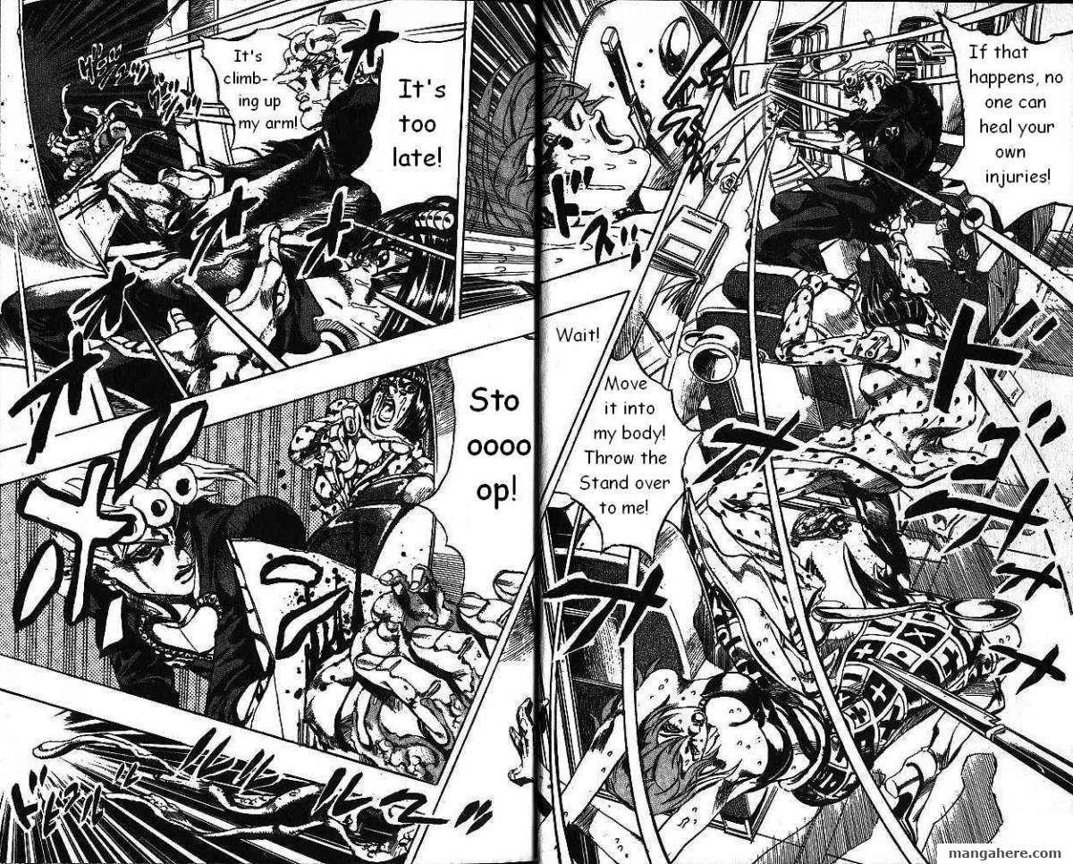 JoJo's Bizarre Adventure Part 5: Vento Aureo 12 Page 2