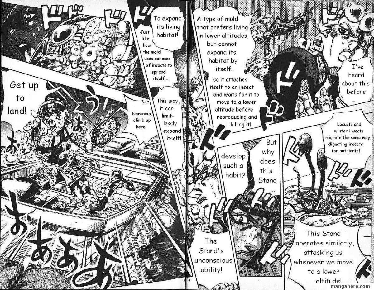 JoJo's Bizarre Adventure Part 5: Vento Aureo 14 Page 2