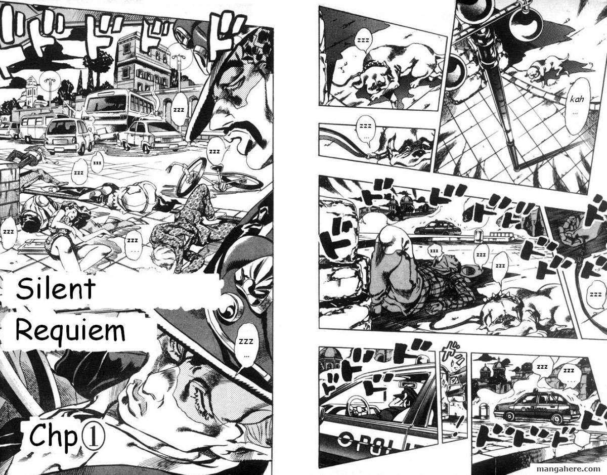 JoJo's Bizarre Adventure Part 5: Vento Aureo 16 Page 2