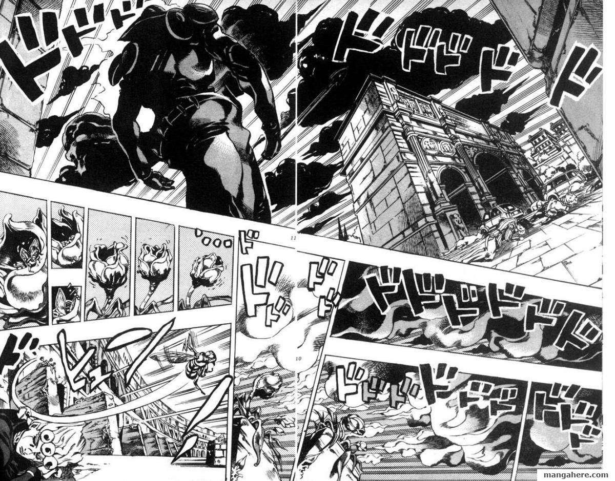 JoJo's Bizarre Adventure Part 5: Vento Aureo 16 Page 3
