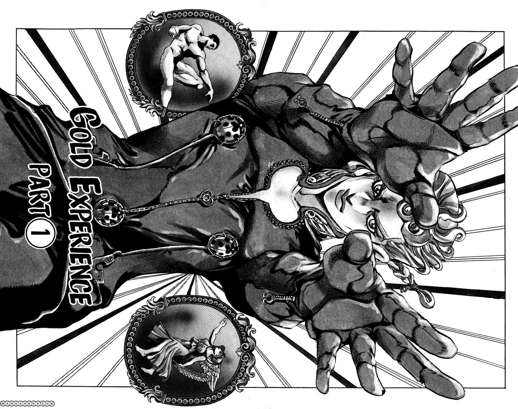 JoJo's Bizarre Adventure Part 5: Vento Aureo 47.2 Page 2