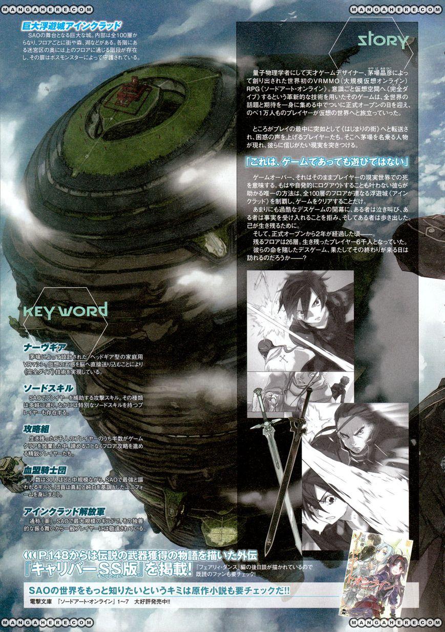 Sword Art Online 6 Page 2