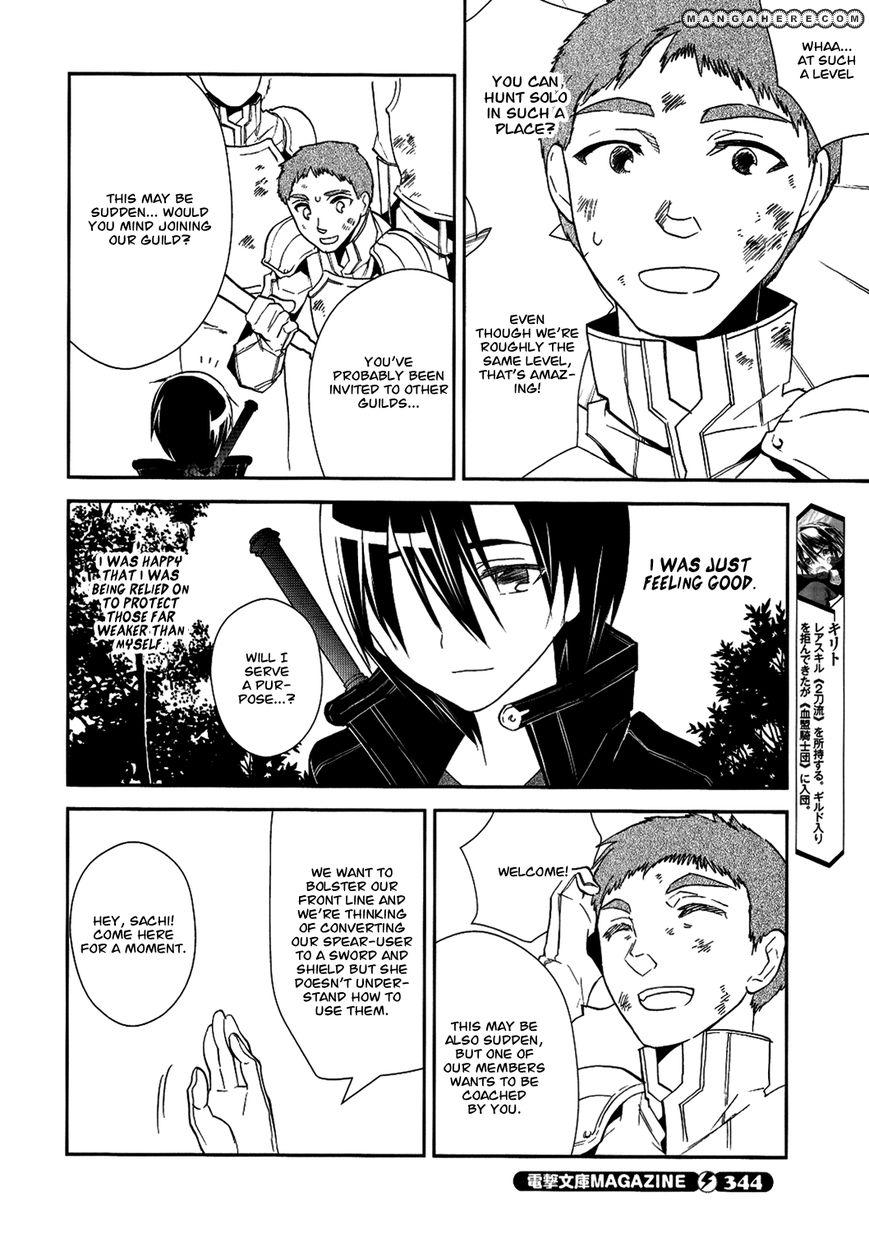 Sword Art Online 8 Page 8