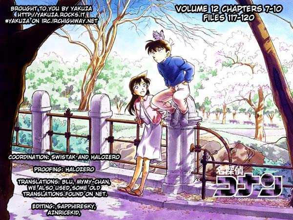 Detective Conan 10 Page 1