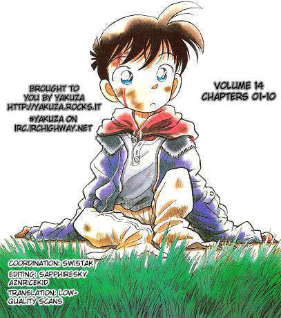 Detective Conan 1 Page 1