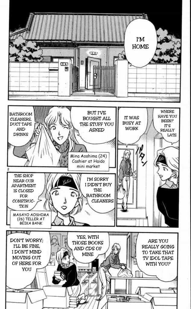Detective Conan 7 Page 2