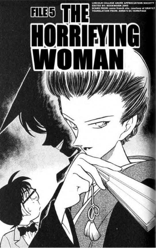 Detective Conan 5 Page 1