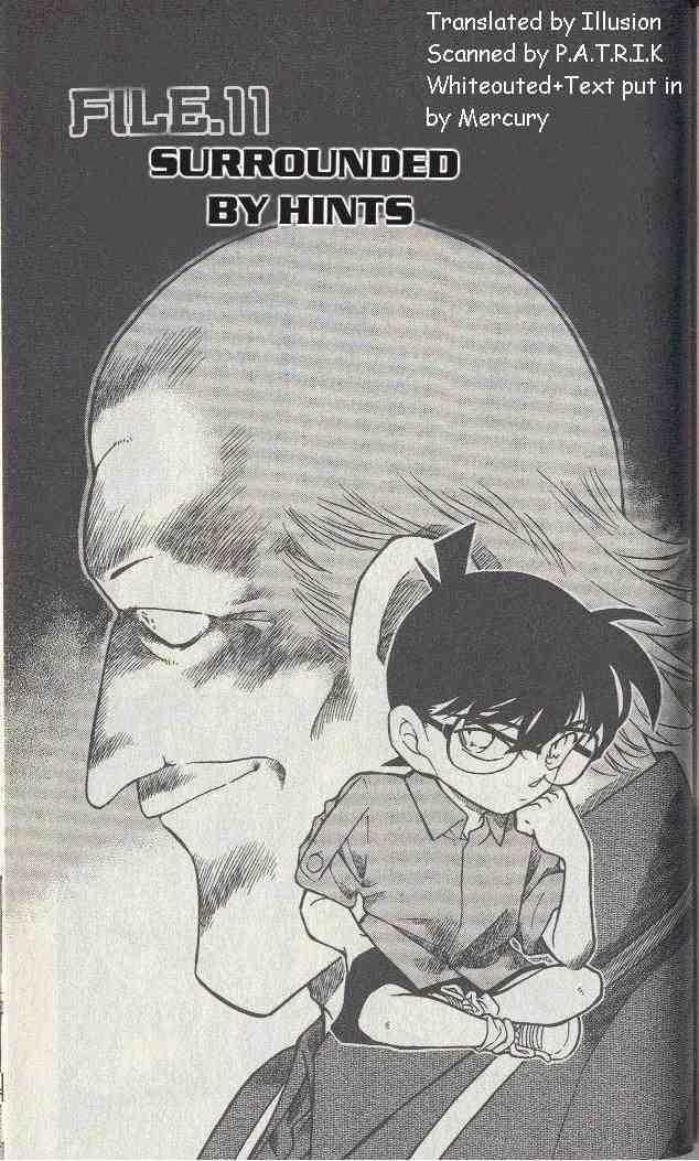 Detective Conan 11 Page 1