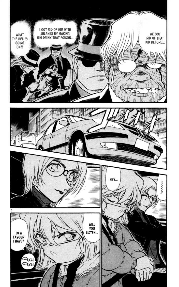 Detective Conan 8 Page 4