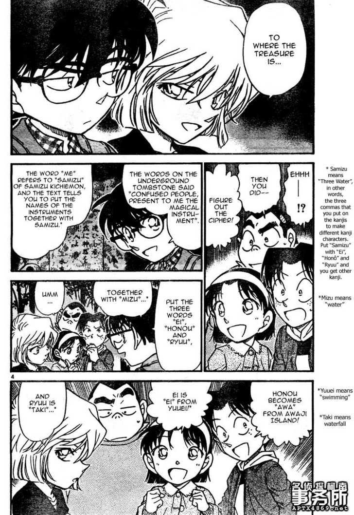 Detective Conan 10 Page 4
