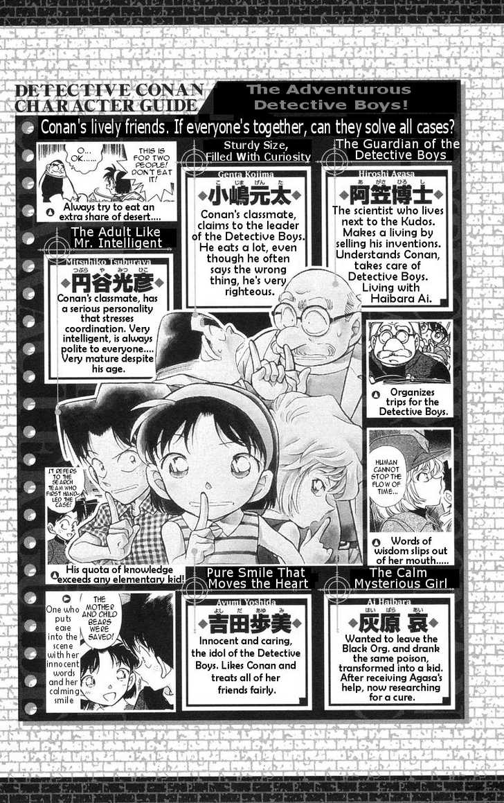 Detective Conan 11 Page 4