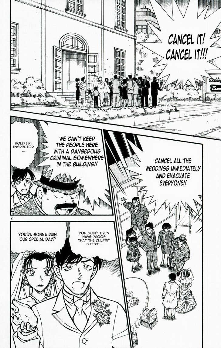 Detective Conan 536 Page 2