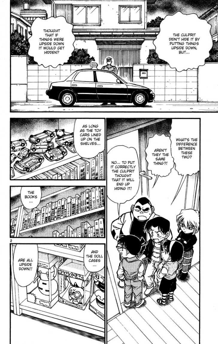 Detective Conan 540 Page 2