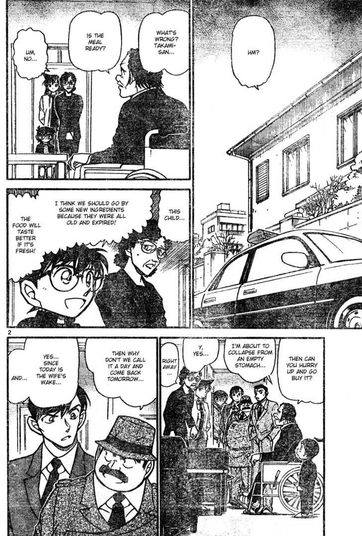 Detective Conan 555 Page 2