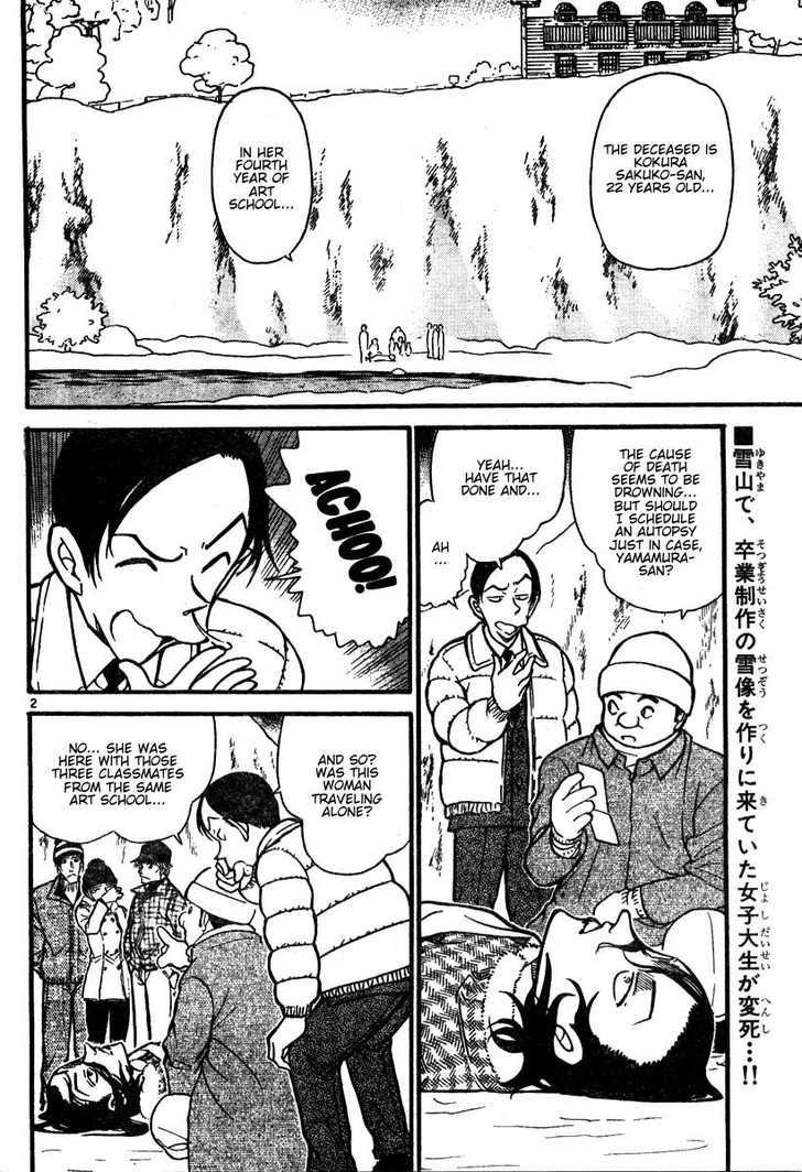 Detective Conan 557 Page 2