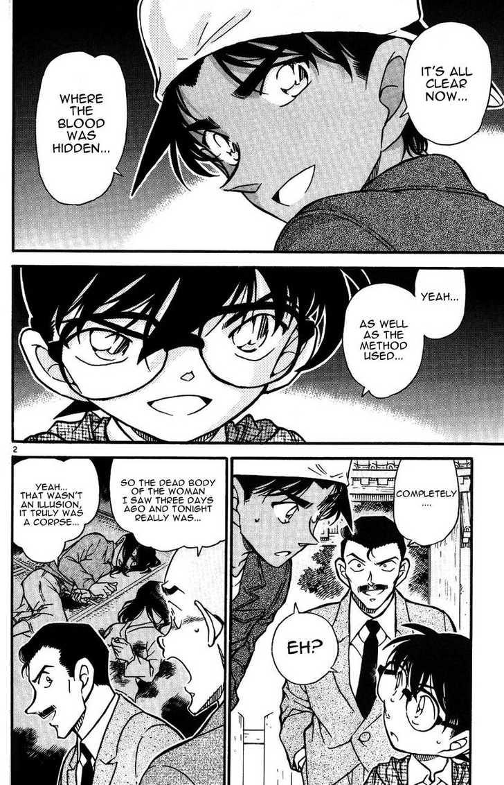 Detective Conan 561 Page 2