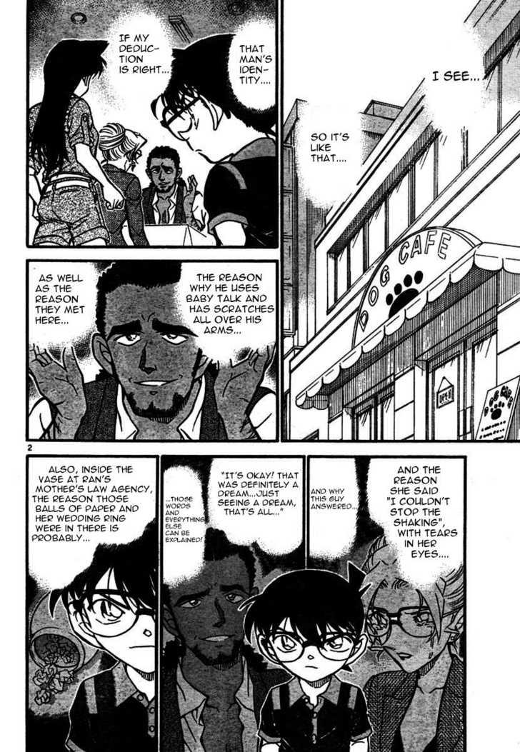 Detective Conan 575 Page 2