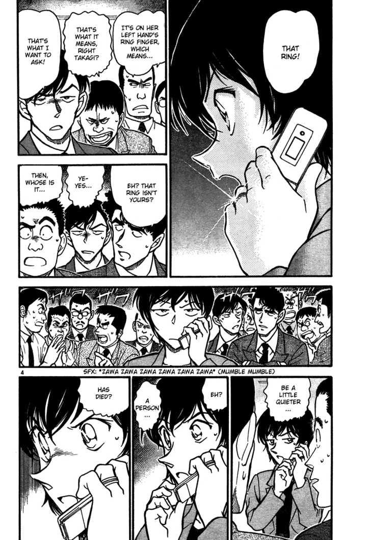 Detective Conan 576 Page 4