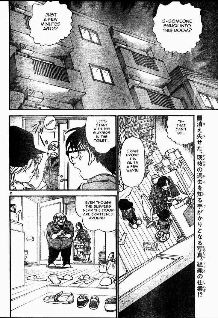 Detective Conan 583 Page 2