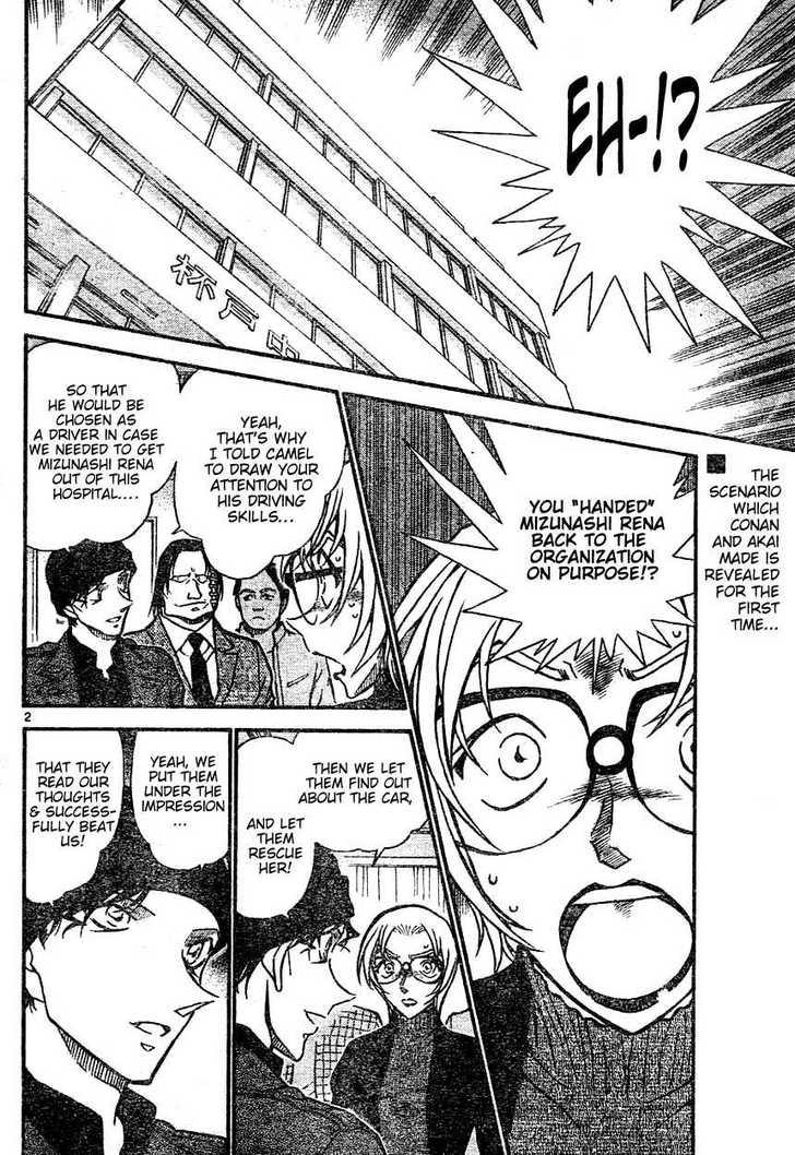 Detective Conan 604 Page 2