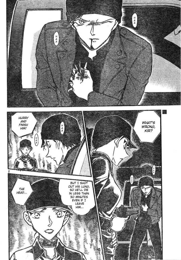 Detective Conan 609 Page 2