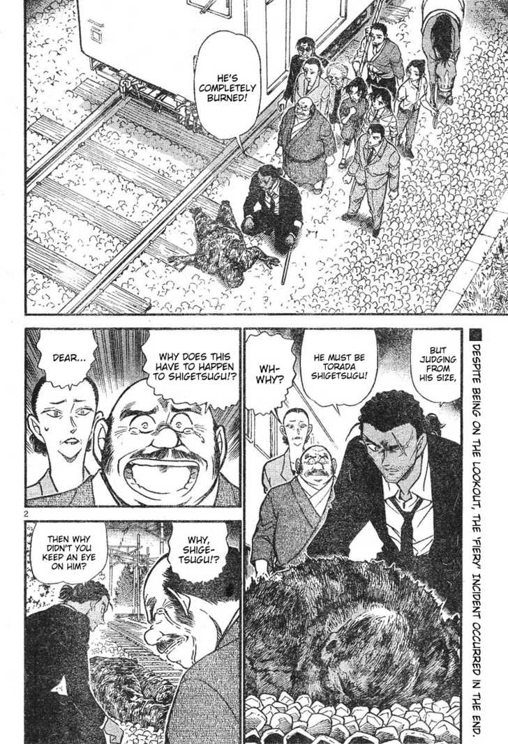 Detective Conan 617 Page 2