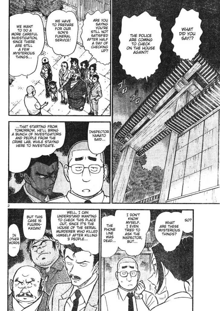 Detective Conan 618 Page 2