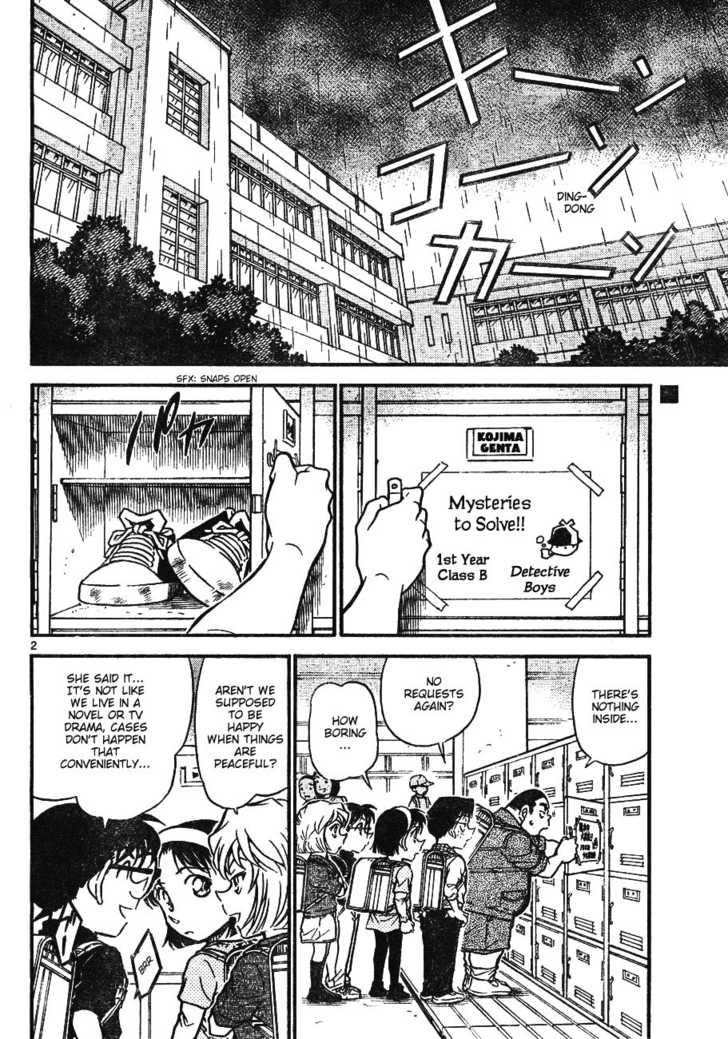 Detective Conan 622 Page 2