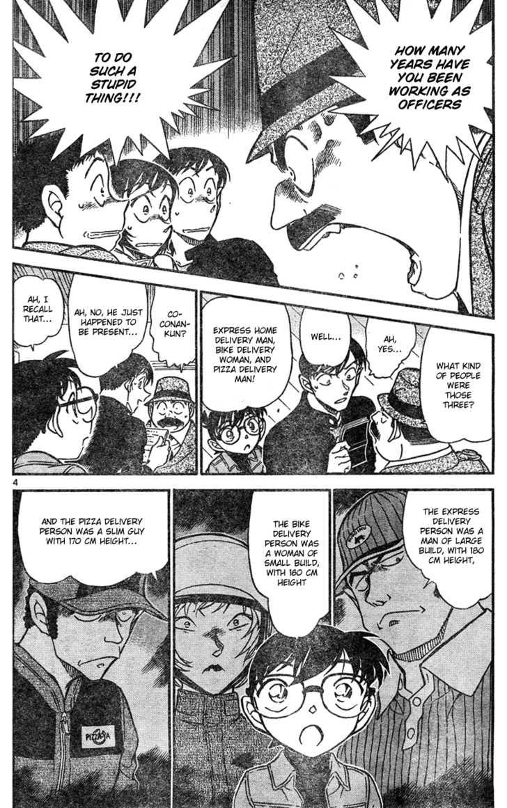 Detective Conan 626 Page 4