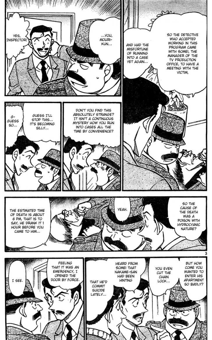 Detective Conan 629 Page 3