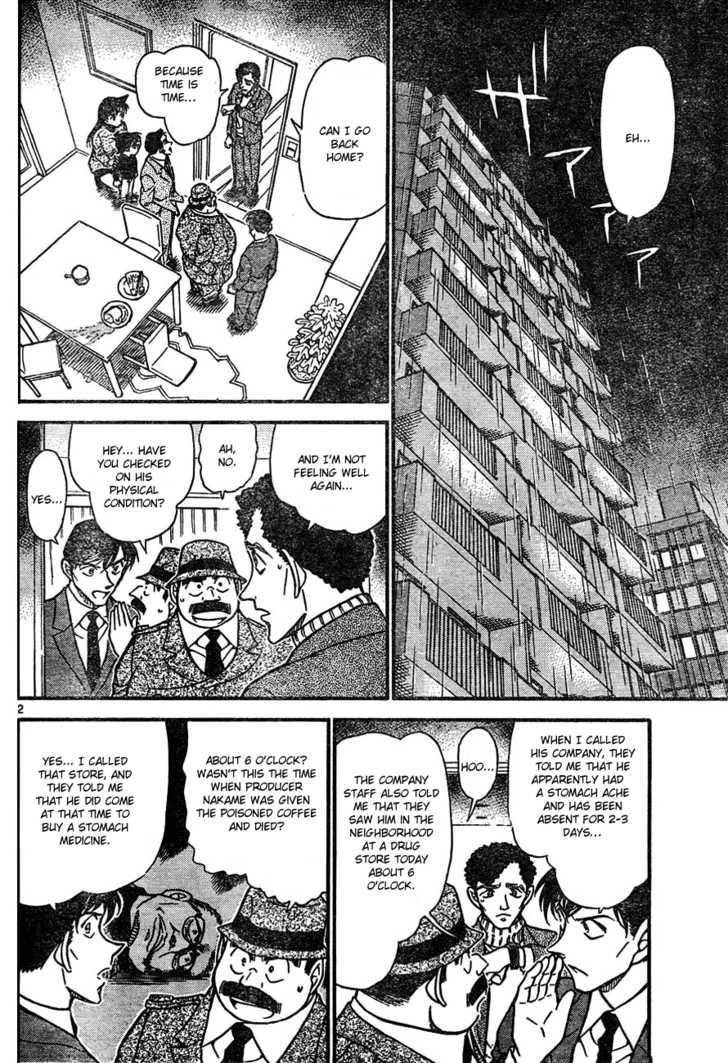 Detective Conan 630 Page 2