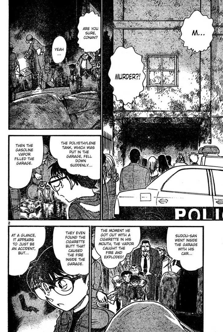 Detective Conan 636 Page 2