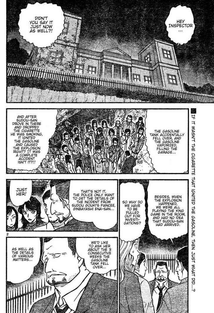 Detective Conan 637 Page 2