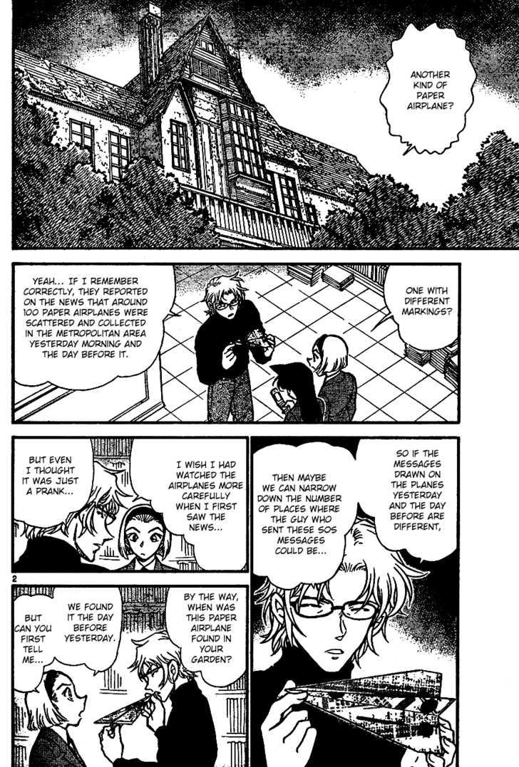 Detective Conan 639 Page 2