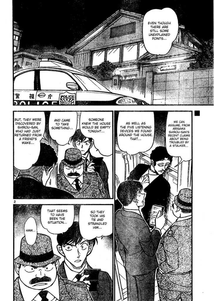Detective Conan 645 Page 2