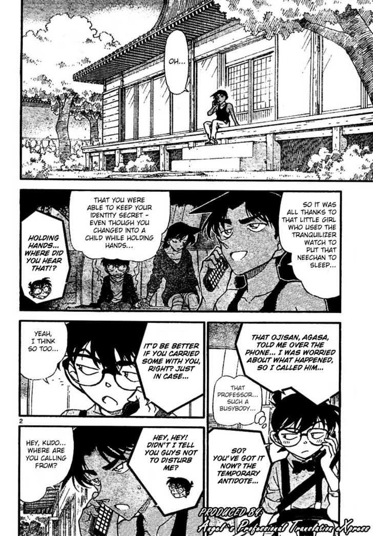 Detective Conan 655 Page 2