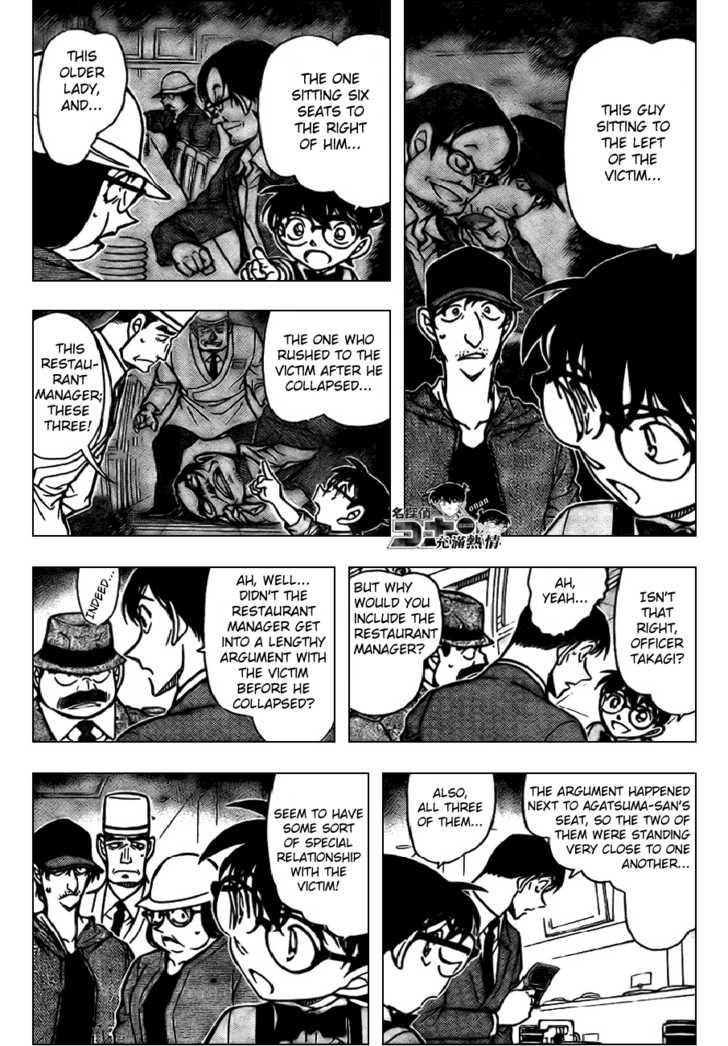 Detective Conan 656 Page 1