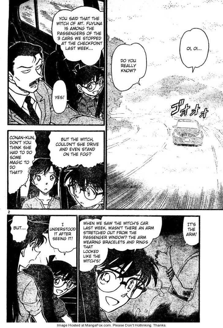 Detective Conan 663 Page 2