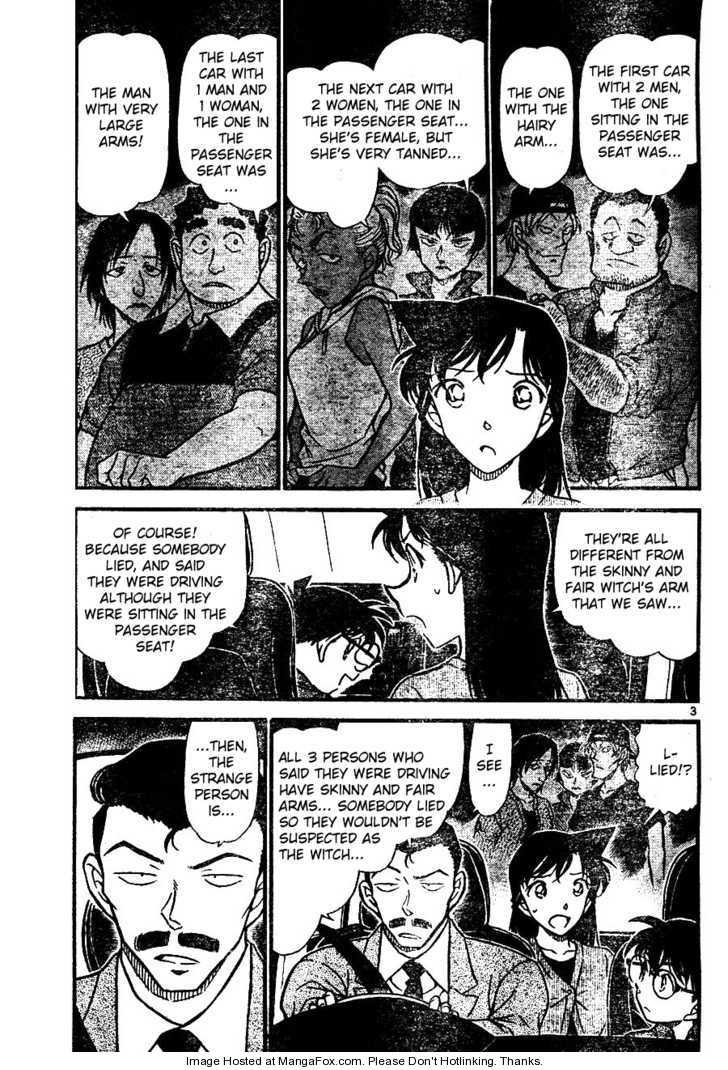 Detective Conan 663 Page 3