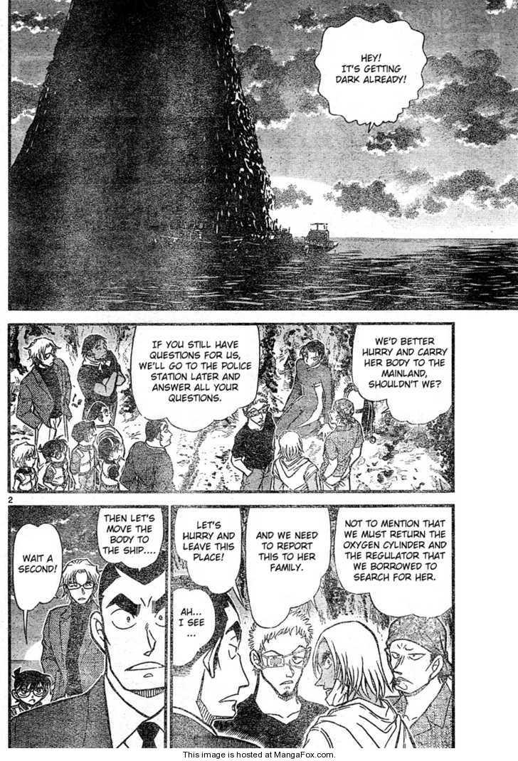 Detective Conan 666 Page 2