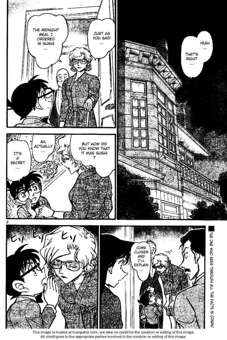 Detective Conan 669 Page 2