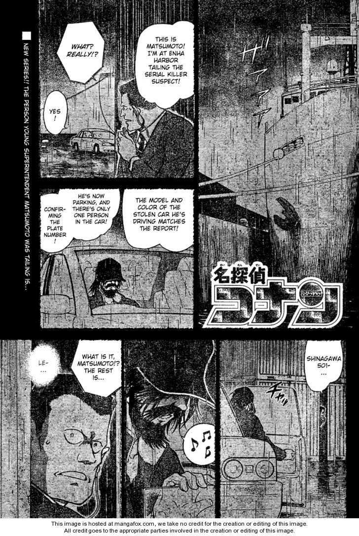 Detective Conan 670 Page 1