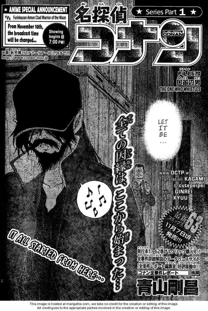 Detective Conan 670 Page 2
