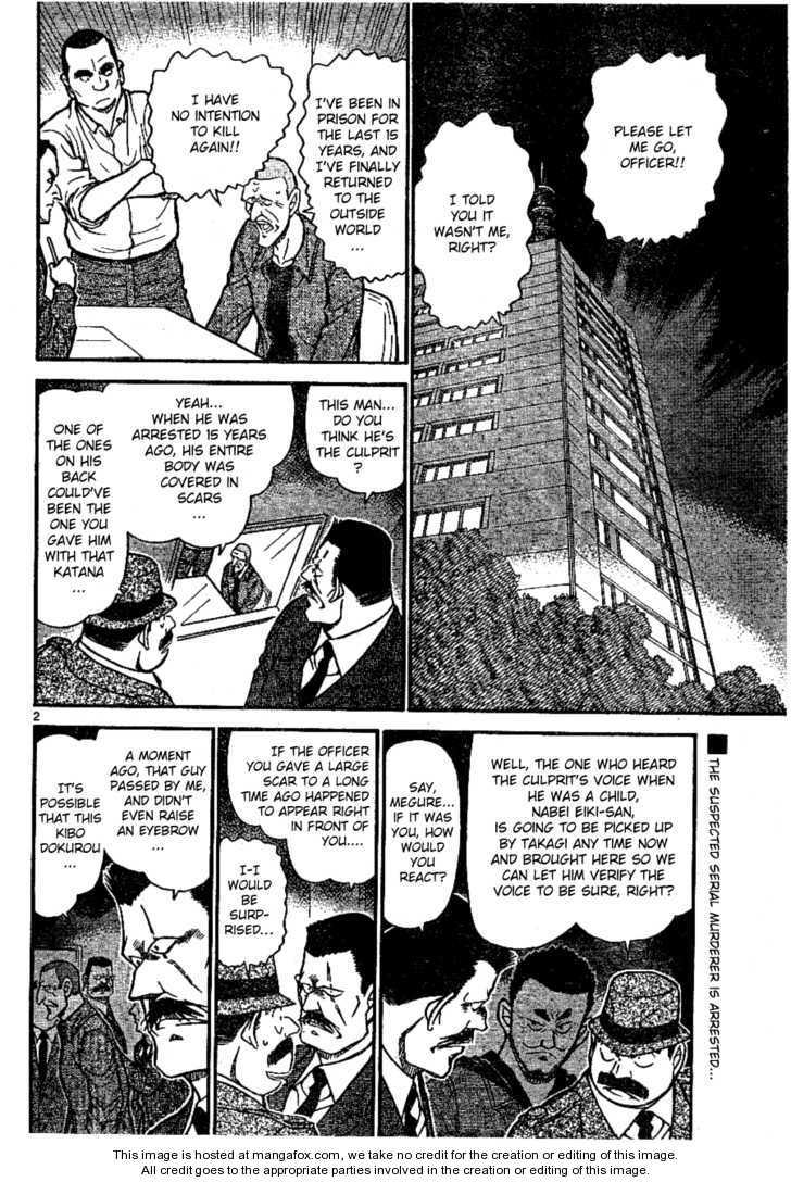 Detective Conan 673 Page 2
