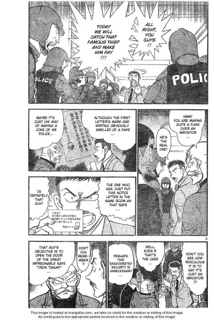 Detective Conan 675 Page 3